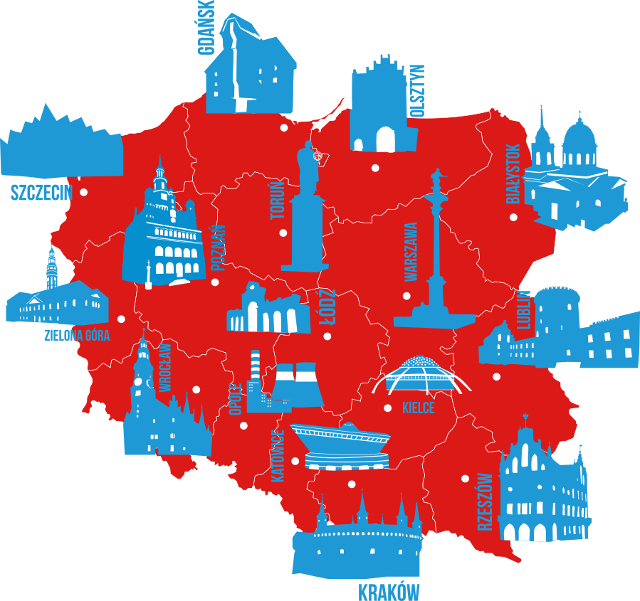 Zakres działalności Study Tours to Poland